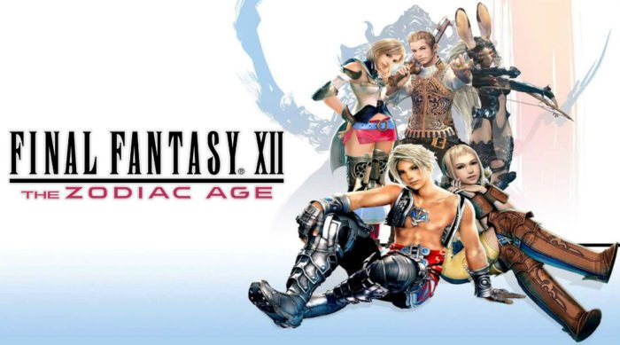 FF 12 The Zodiac Age Special Editions Announced